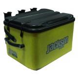 Jackson kayak box s držákem tří prutů