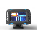 Lowrance Elite-5 Ti 83/200/455/800 + TotalScan™