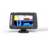 Lowrance Elite-7 Ti 83/200/455/800 + TotalScan™